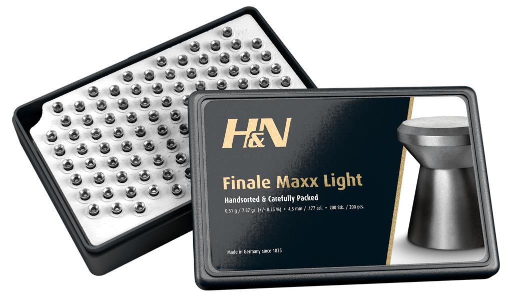 Finale Maxx Light
