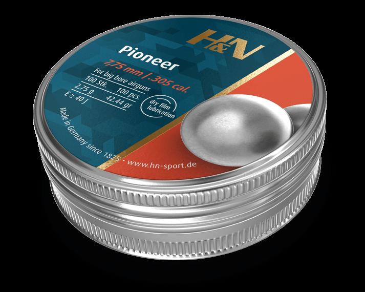 Pioneer 7.75 mm / .305
