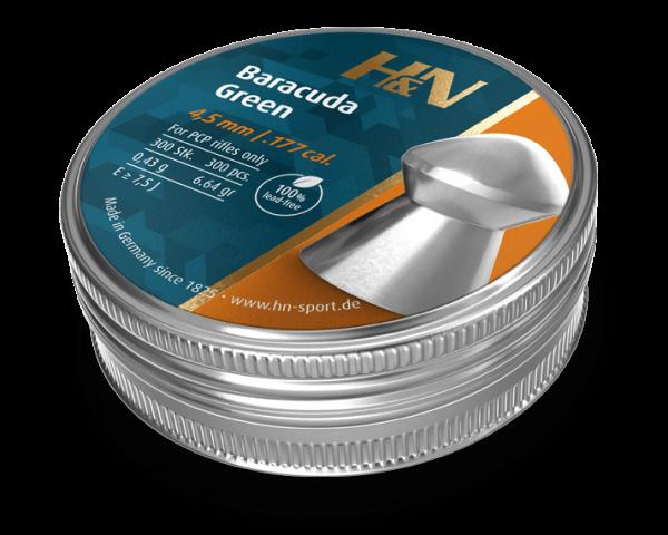 Baracuda Green 4.5