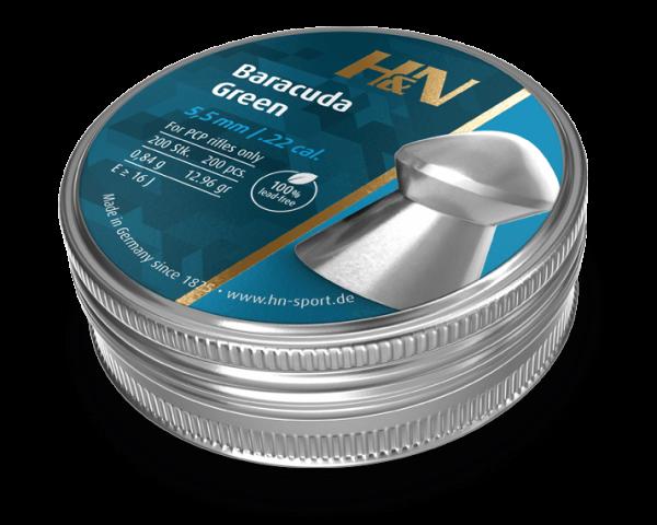 Baracuda Green 5.5