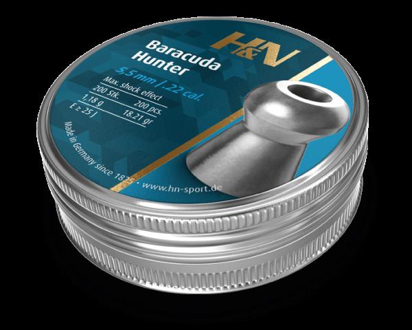 Baracuda Hunter 5.5