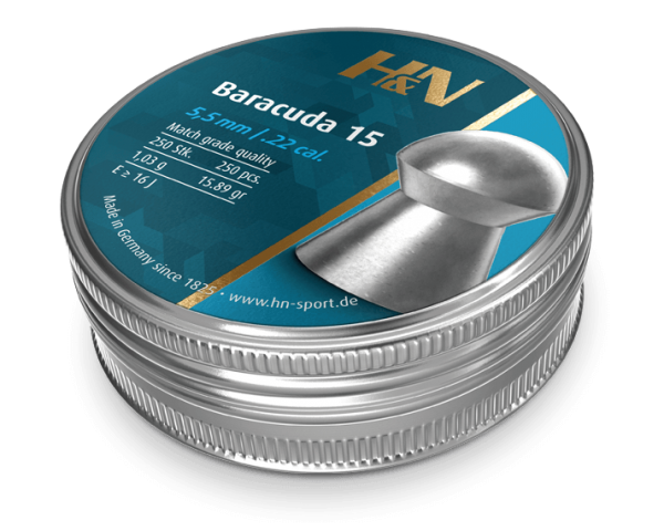 Baracuda 15