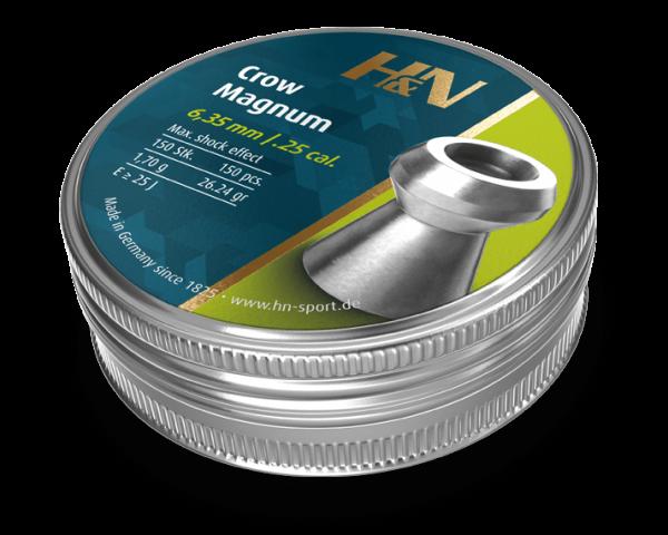 Crow Magnum 6.35