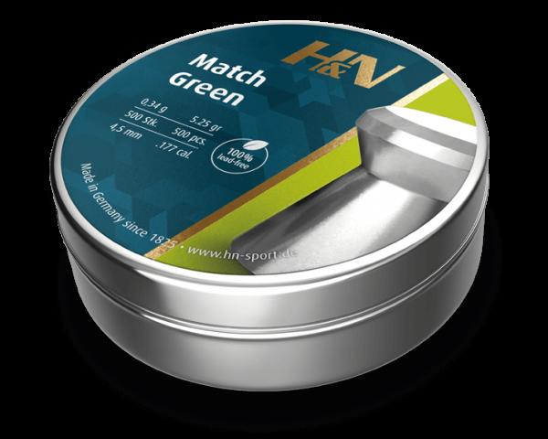Match Green