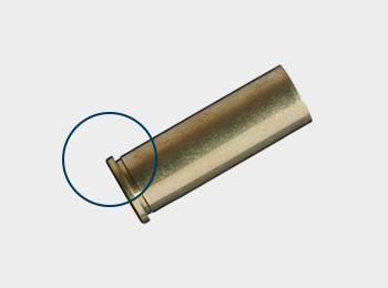 Zentralfeuerpatronenmunition mit Rand